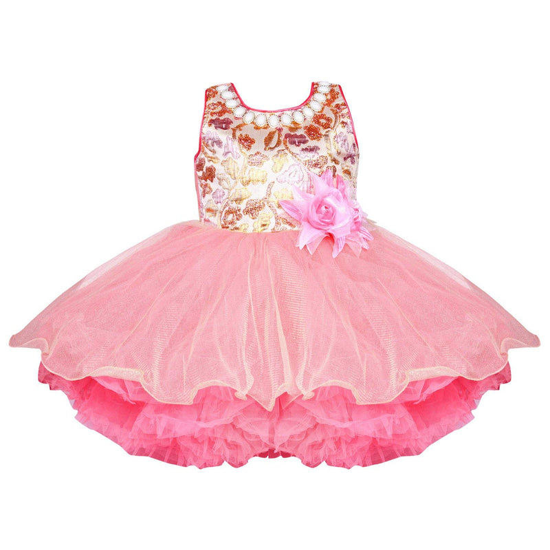 Baby Girls Party wear Frock Dress bxa163 -  Wish Karo Dresses