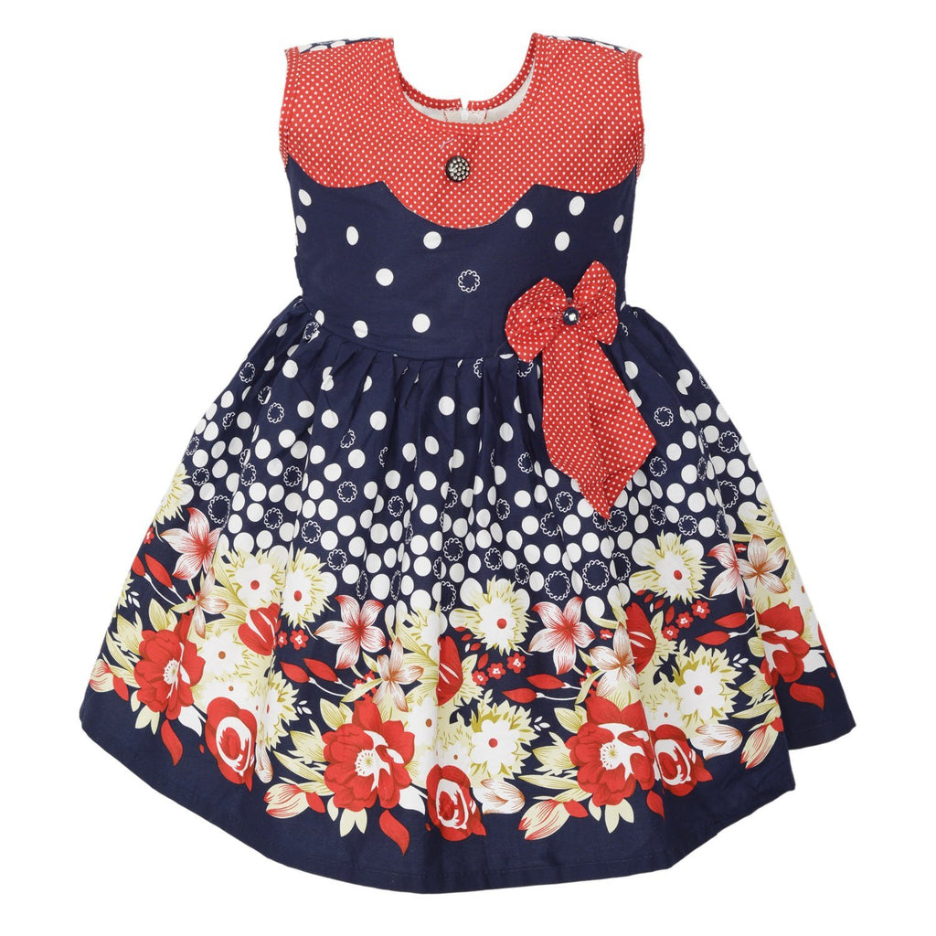 Baby Girls Dress ctn256t -  Wish Karo Dresses