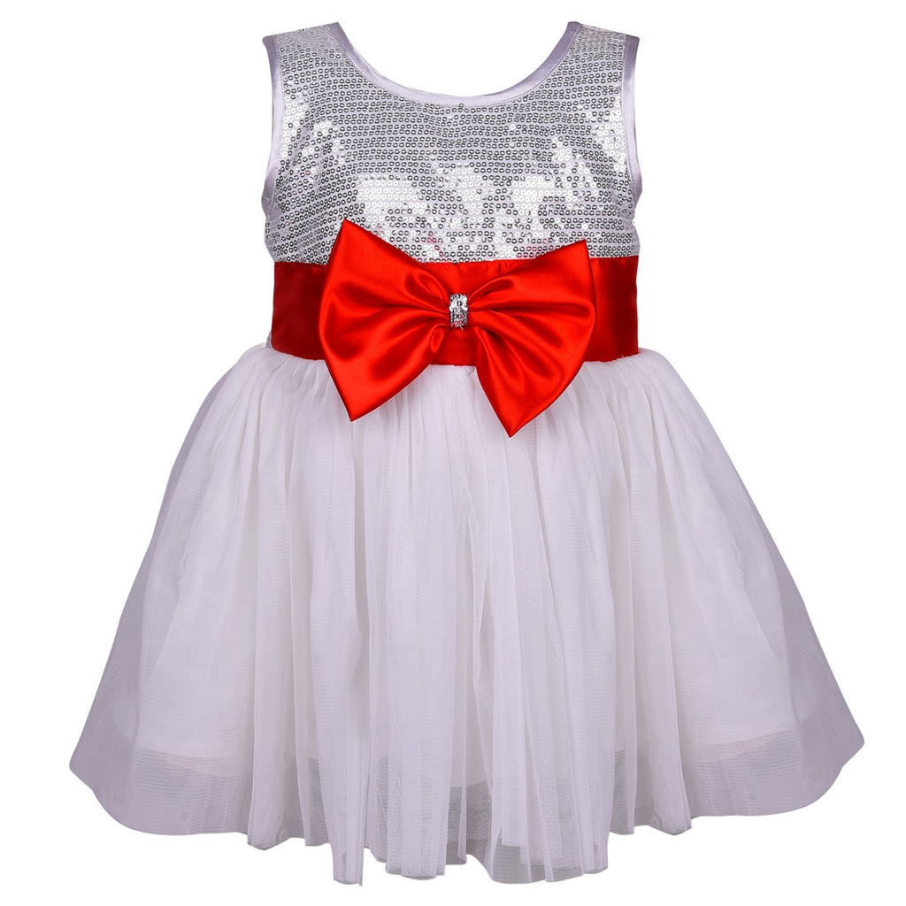 Baby Girls Party Wear Frock Dress BX10wrd -  Wish Karo Dresses