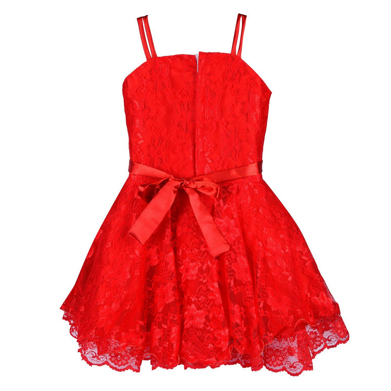 Baby Girls Frock Dress DN 104rd -  Wish Karo Dresses