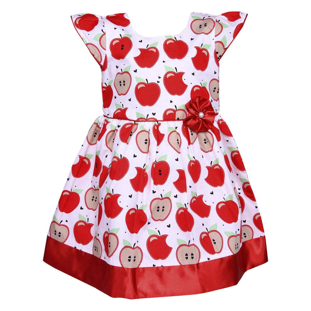 Baby Girls Party wear Dress ctn266 -  Wish Karo Dresses