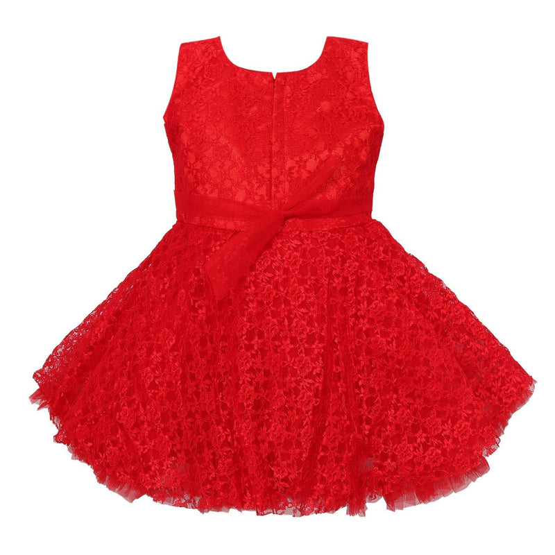 Baby Girls Party Wear Frock Dress DN Bxa36rd -  Wish Karo Dresses