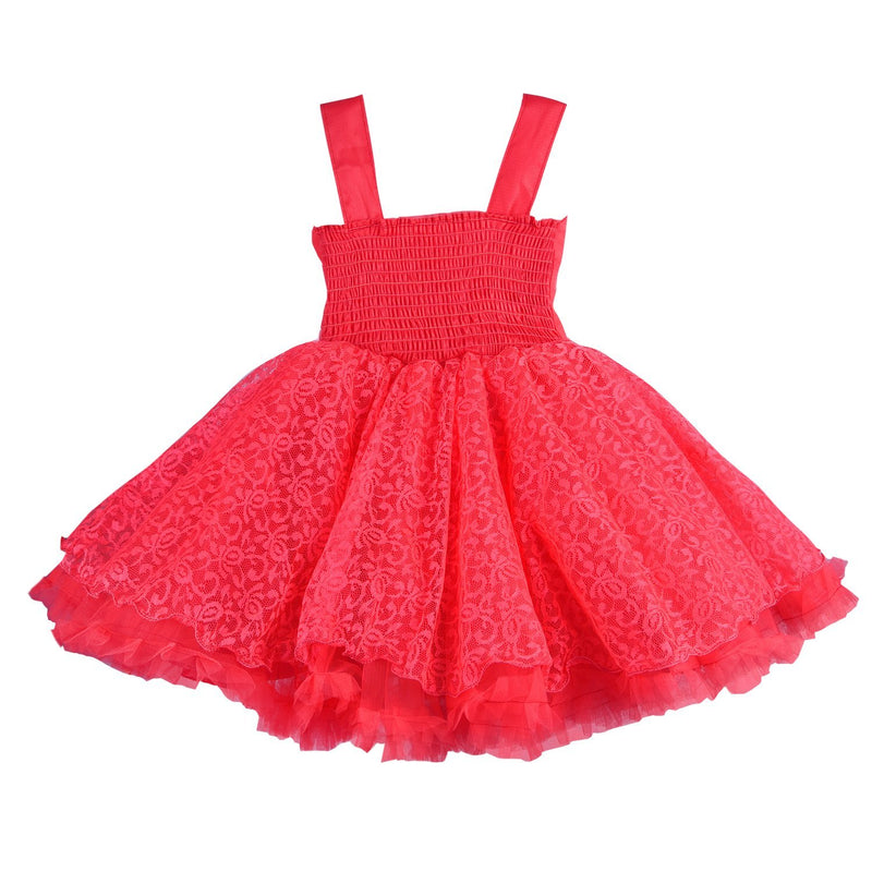 Baby Girls Party wear Frock Dress Fr1031T -  Wish Karo Dresses