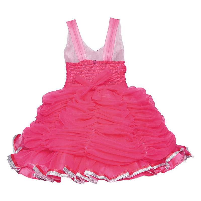 Baby Girls party wear Frock Dress FR 063t -  Wish Karo Dresses