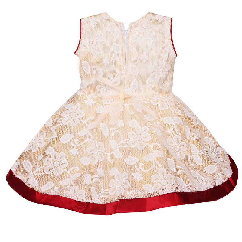 Baby Girls Party Wear Frock Dress fe2530cm -  Wish Karo Dresses