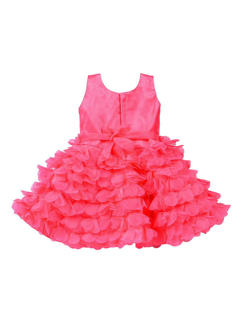 Baby Girls Party Wear Frock Birthday Dress For Girls bxa165trd