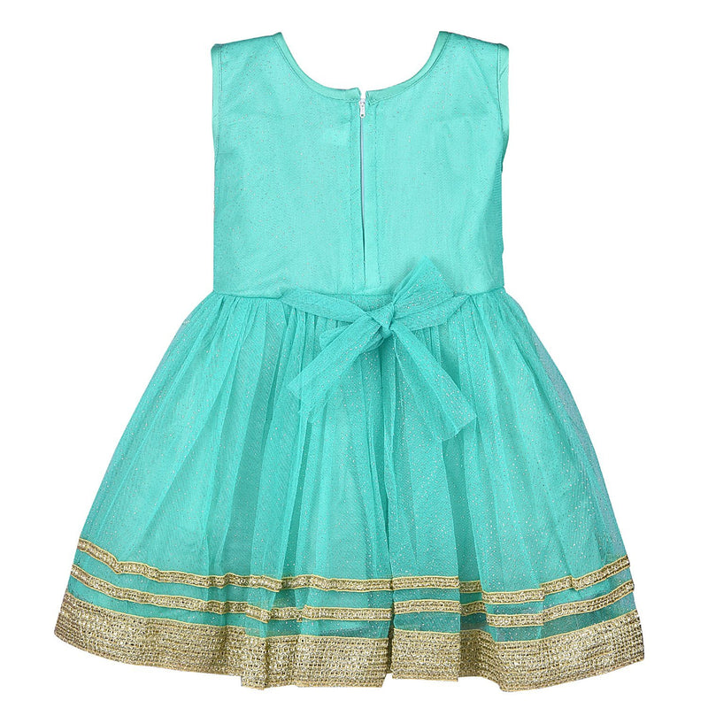 Party wear Baby Girls Frock Dress fr1523sg -  Wish Karo Dresses