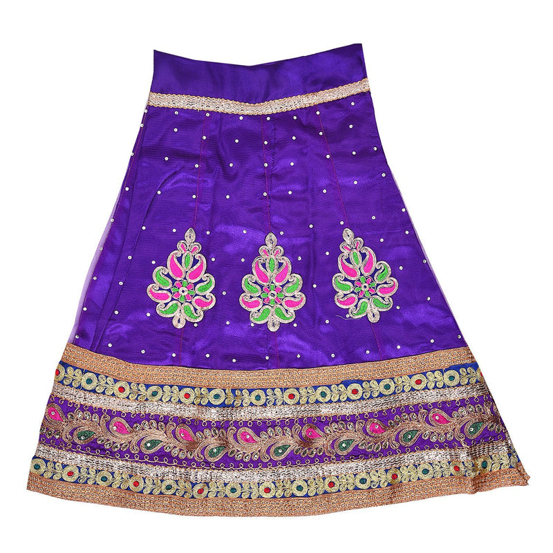 Girl's Leghnga Choli GC 127ppl -  Wish Karo Dresses