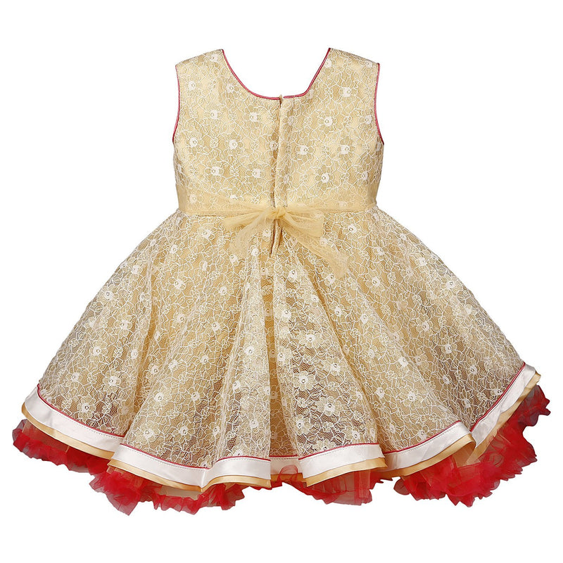 Party wear Baby Girls Frock Dress bxa23 -  Wish Karo Dresses