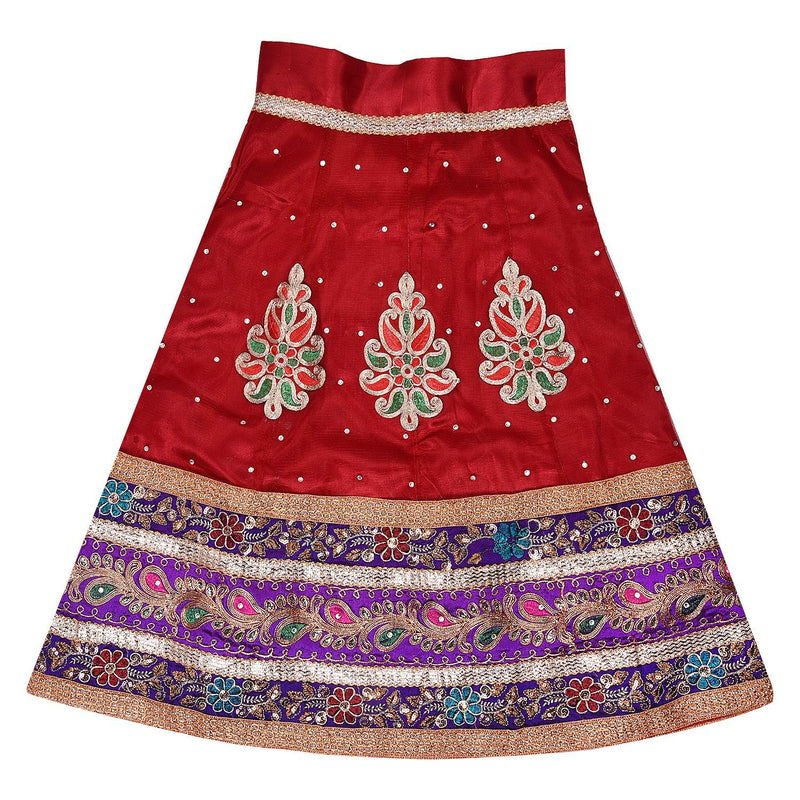 Girl's Leghnga Choli GC 127mm -  Wish Karo Dresses
