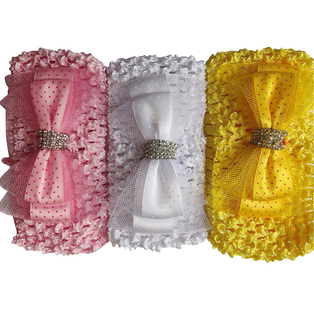 Hair Band/Head Band Accessory for Baby Girls DN (hb7cmb1) -  Wish Karo Dresses