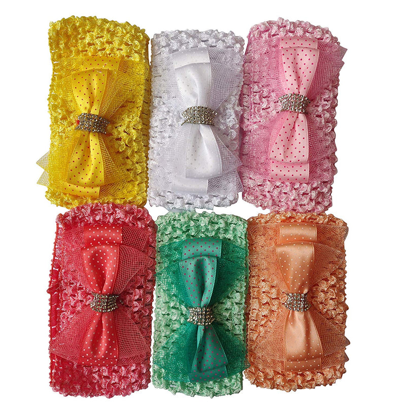 Hair Band/Head Band Accessory for Baby Girls DN (hb7cmb3) -  Wish Karo Dresses