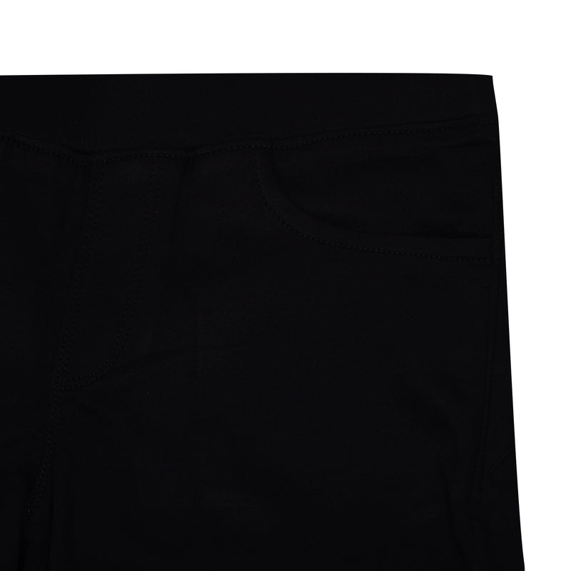 Women's Cotton jeggings with Slim Fit (Black) -  Wish Karo Dresses