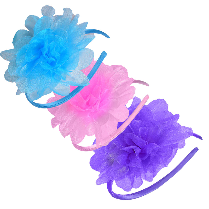 Bby Girls fluffy hairband combo -  Wish Karo Dresses