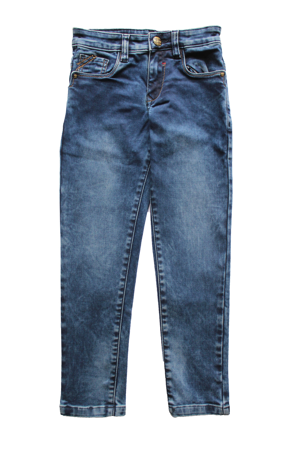 Wish Karo | Boys Blue Denim Jeans