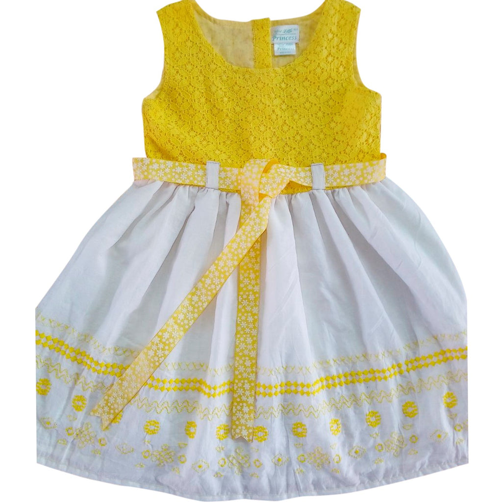 Baby Girls Frocks ctn273y -  Wish Karo Dresses