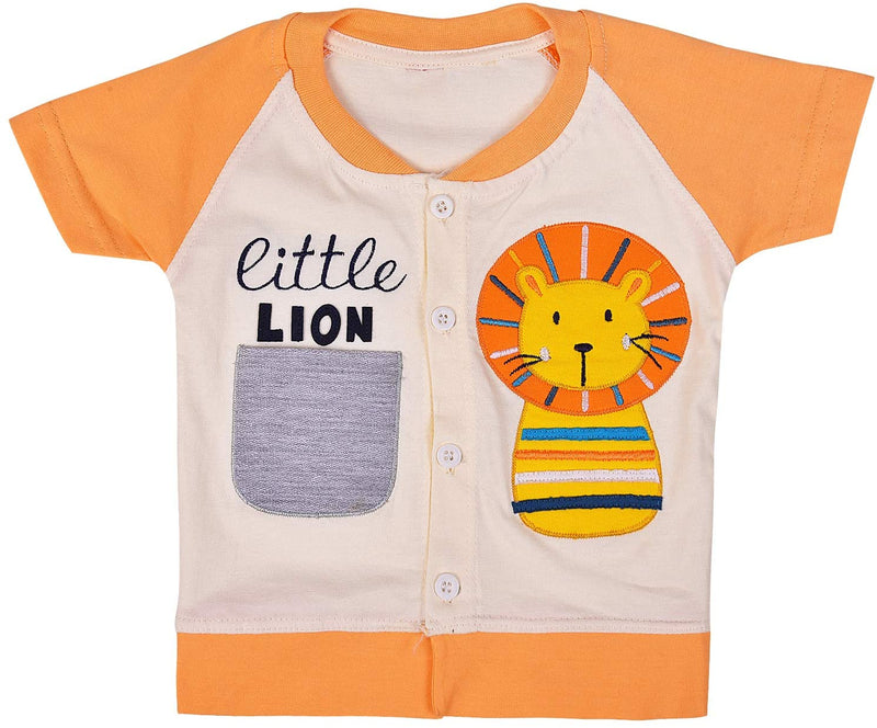 Wish Karo Unisex Clothing Sets for Boys & Baby Girls-(bt23org)