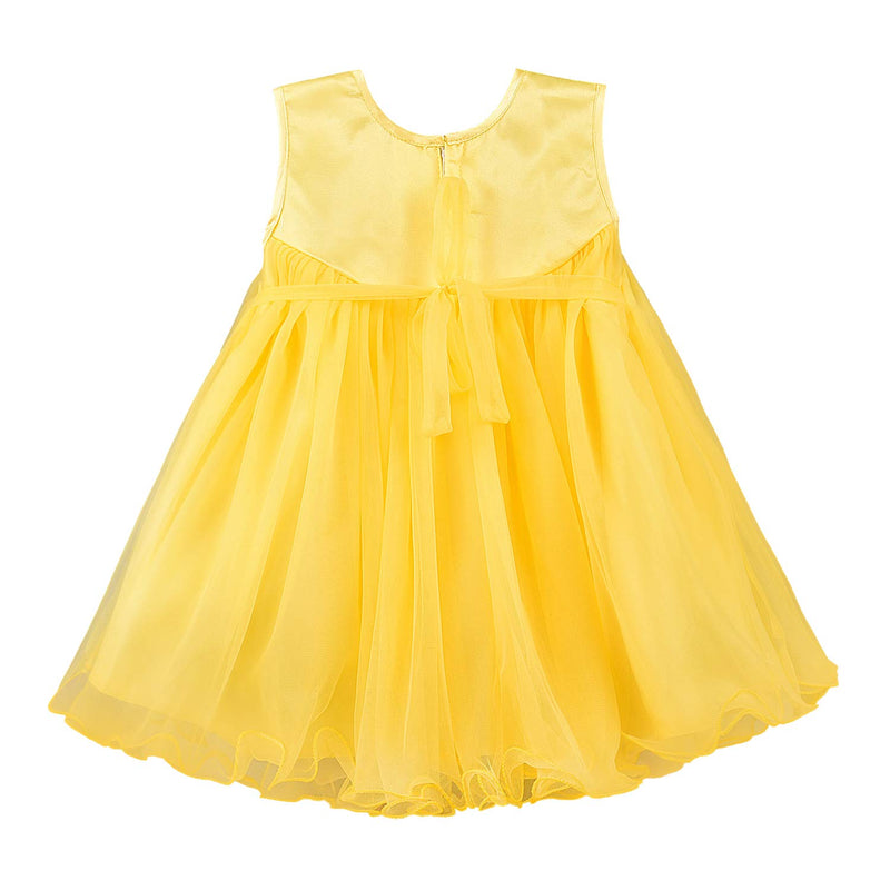 Baby Girls Party Wear Frock Birthday Dress For Girls bxa197y