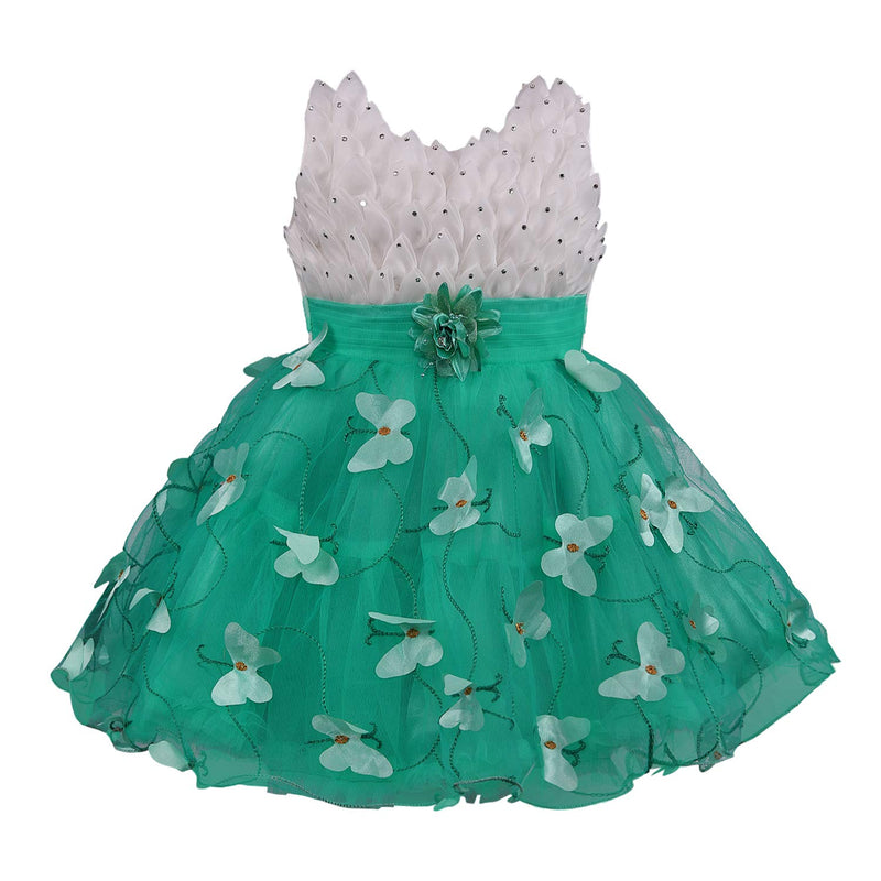 Baby Girls Party Wear Dress Birthday Frocks For Girls bxa204sg