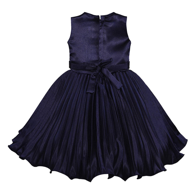 Baby Girls Party Wear Frock Birthday Dress For Girls bxa235nb