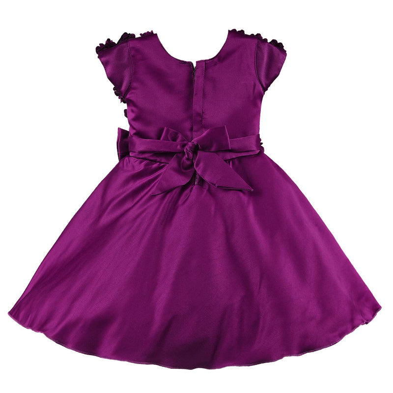 Baby Girls Party Wear Dress Birthday Frocks For Girls bxa239wn