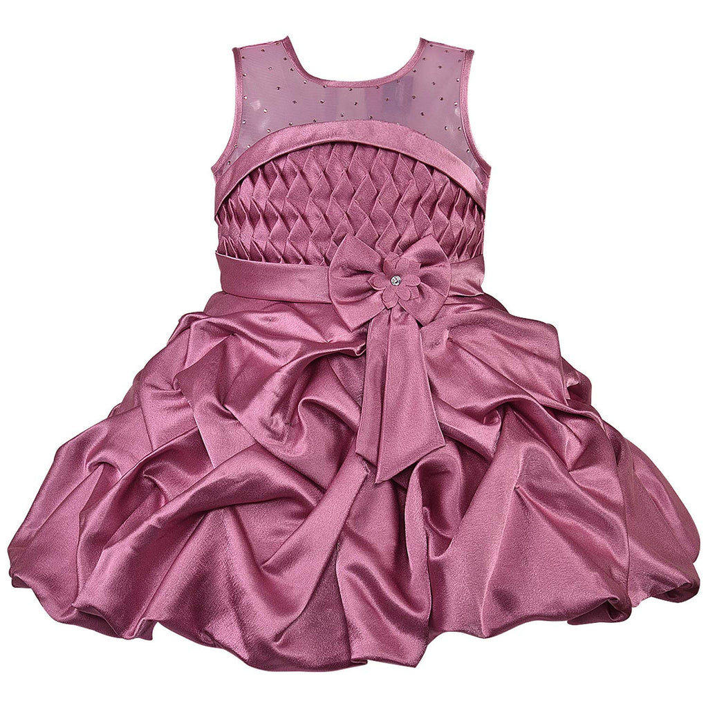 Wish Karo Baby Girls Partywear Dress Birthday Frocks For Girls(bxa248)