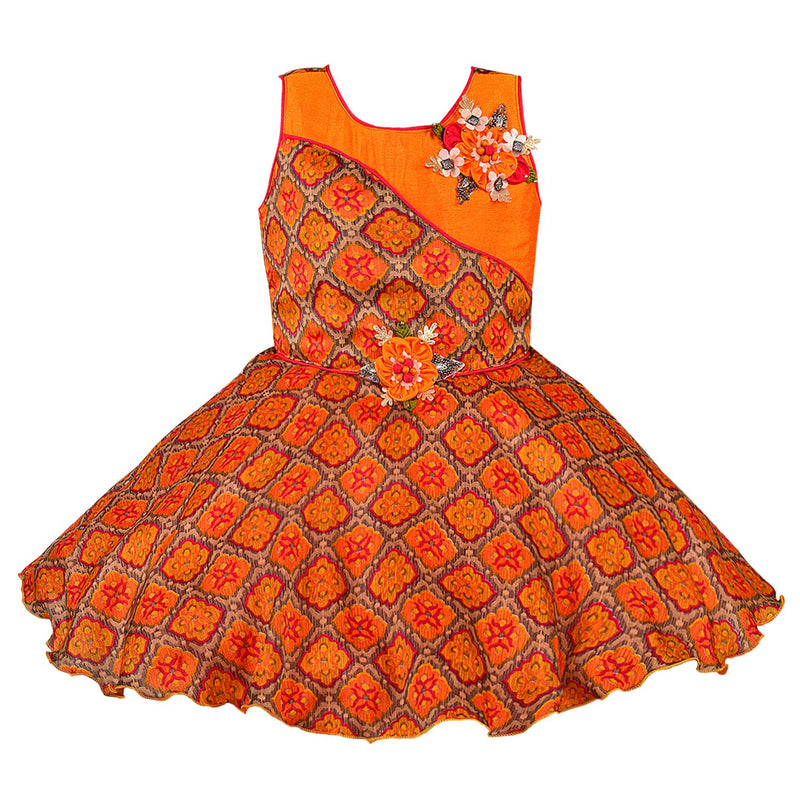 Baby Girls Frock Dress-bxa251org