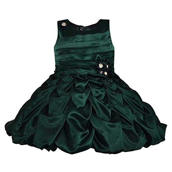 Wish Karo Baby Girls Birthday Dress Partywear Frocks For Girls(bxa262)