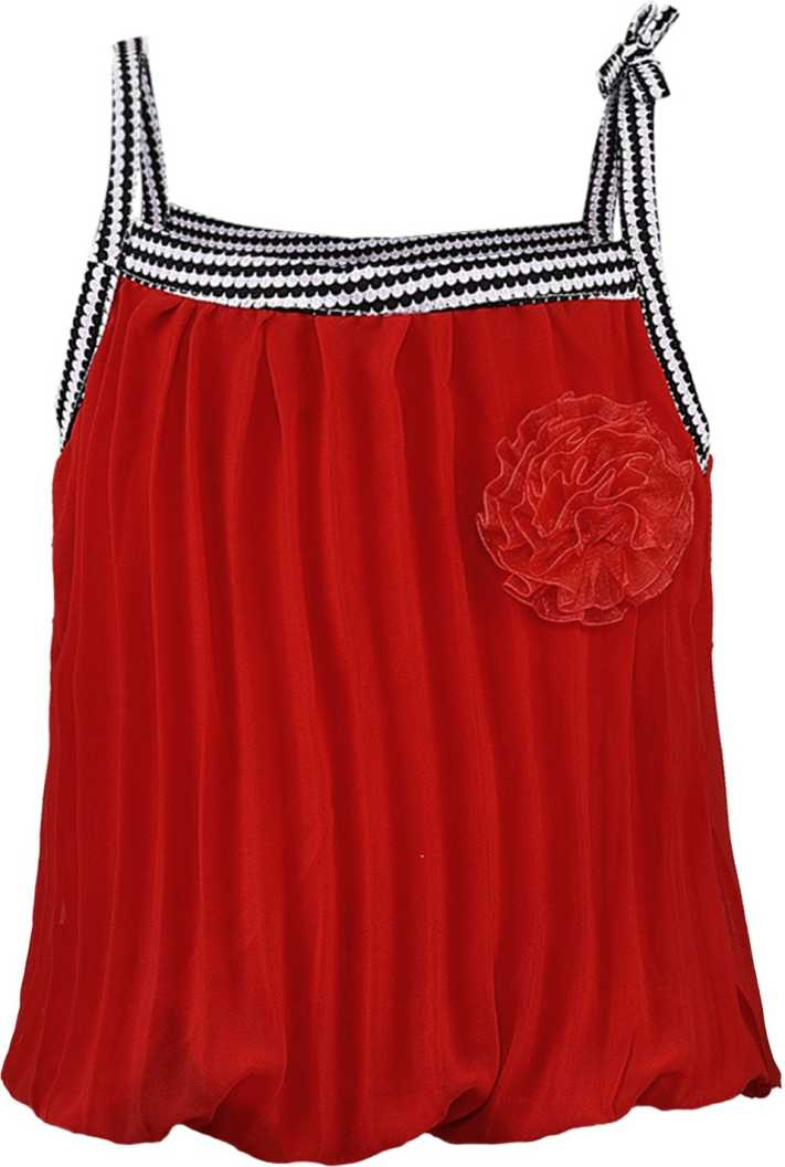 Wish Karo Baby Girls Clothing Set Top with Skirt and Slingbag For Girls (csl266mrn)