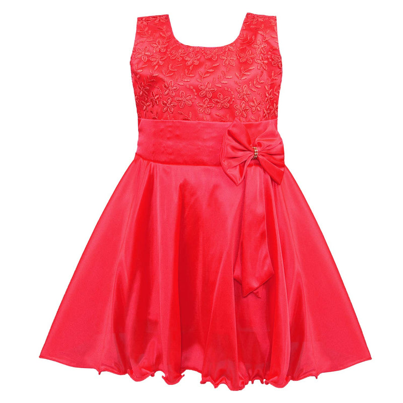 Baby Girls Party Wear Dress Birthday Frocks For Girls fe2644t