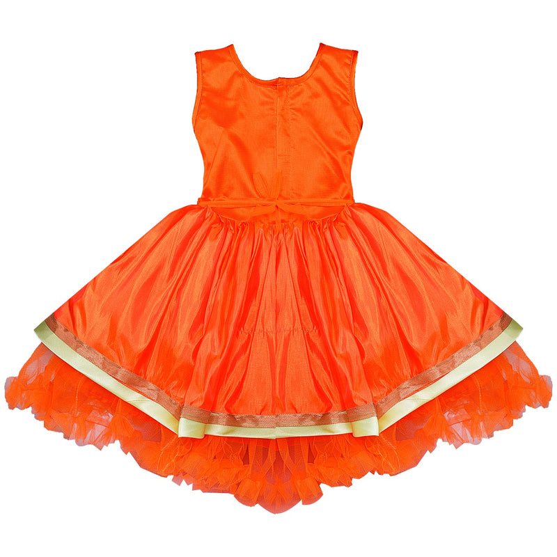 Baby Girls Party Wear Dress Birthday Frocks For Girls fe2651org