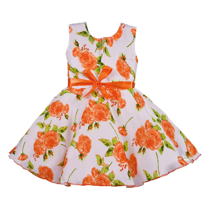 Baby Girls Party Wear Frock Birthday Dress For Girls fe2678org