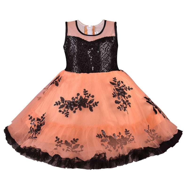 Baby Girls Frock Dress-fe2735org