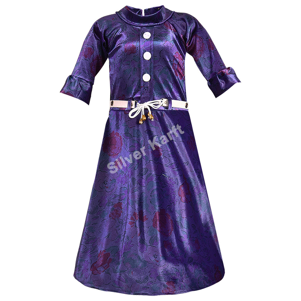Girls Party Wear Dress - fm05ppl