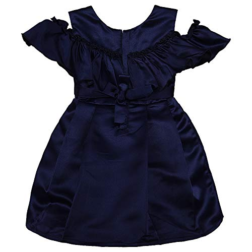 Baby Girls Frock Dress-stn712nb