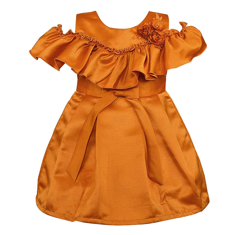 Baby Girls Frock Dress-stn712y