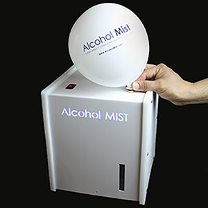 Alcohol Mist Home