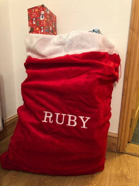 Large Christmas Sack