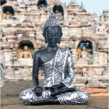 Open light,Resign, Ruyi, Maitreya Buddha, Buddha Statue figurine, Home Furnishing, Feng Shui, ornaments~ - Lucky Mouse Chinese Gifts