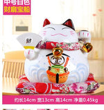 Good Meijia manufacturers selling cat solar solar car accessories accessories Home Furnishing Lucky Cat - Lucky Mouse Chinese Gifts