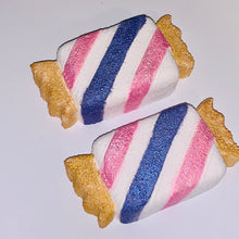 Wrapped Candy Bathbomb set of 2