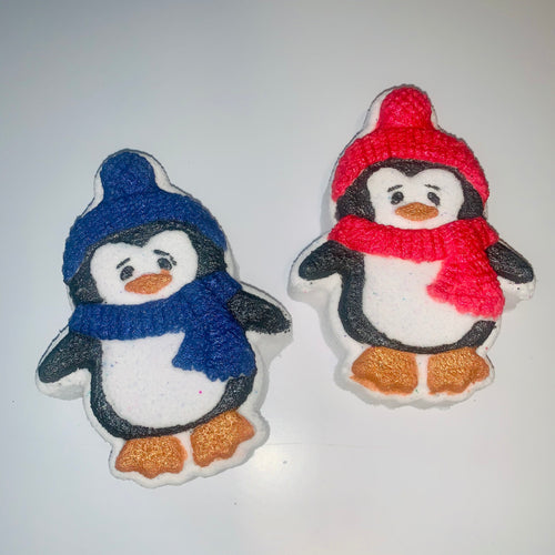 Chilly Penguin Bath Bomb