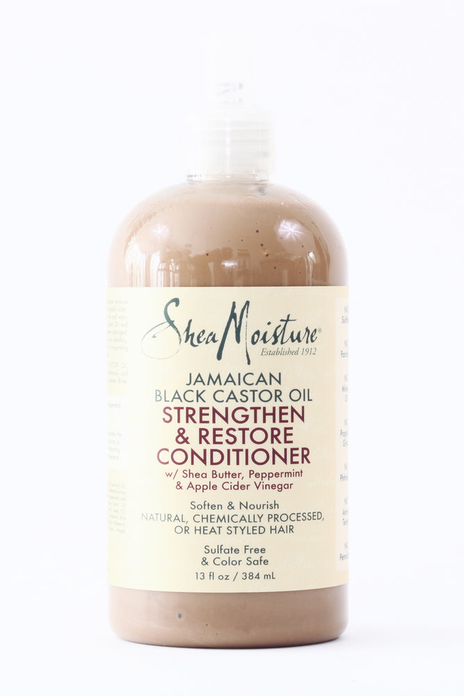 Jamaican Black Castor Rinse Out Conditioner
