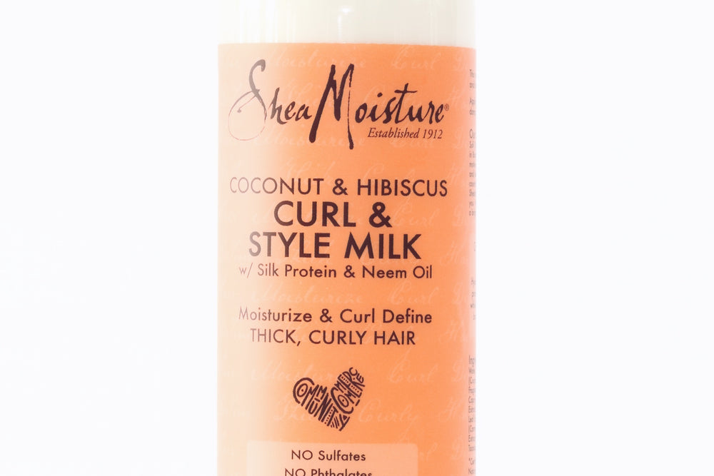 Coconut & Hibiscus Curling Milk