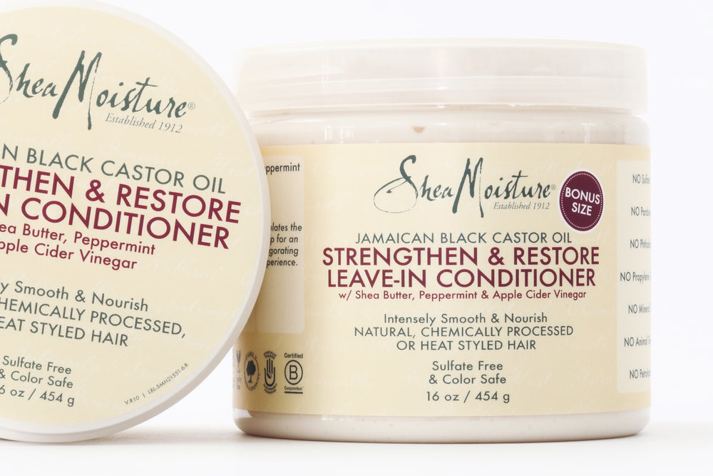 Jamaican Black Castor Oil Reparative Leave-In Conditioner