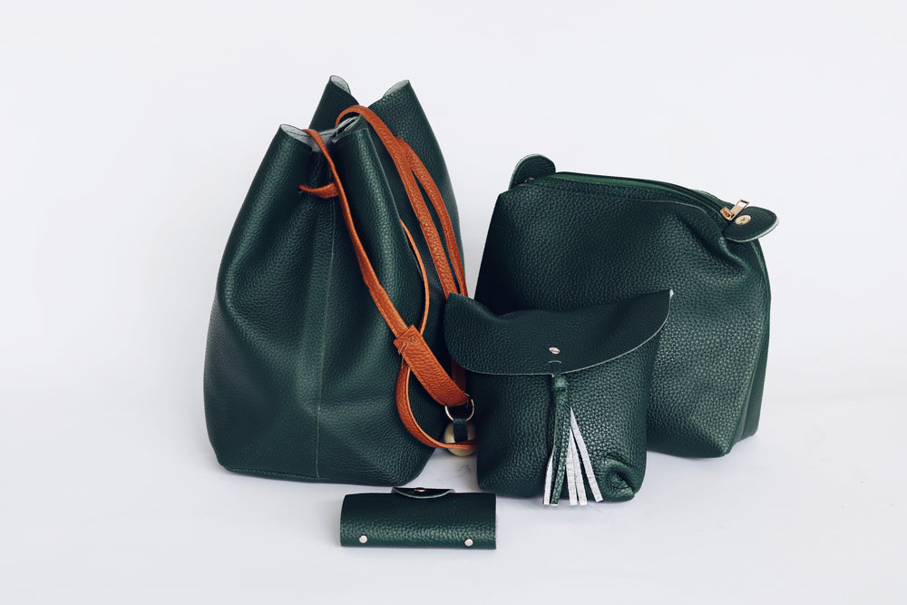 Chic 4 in 1 Bag (Green)