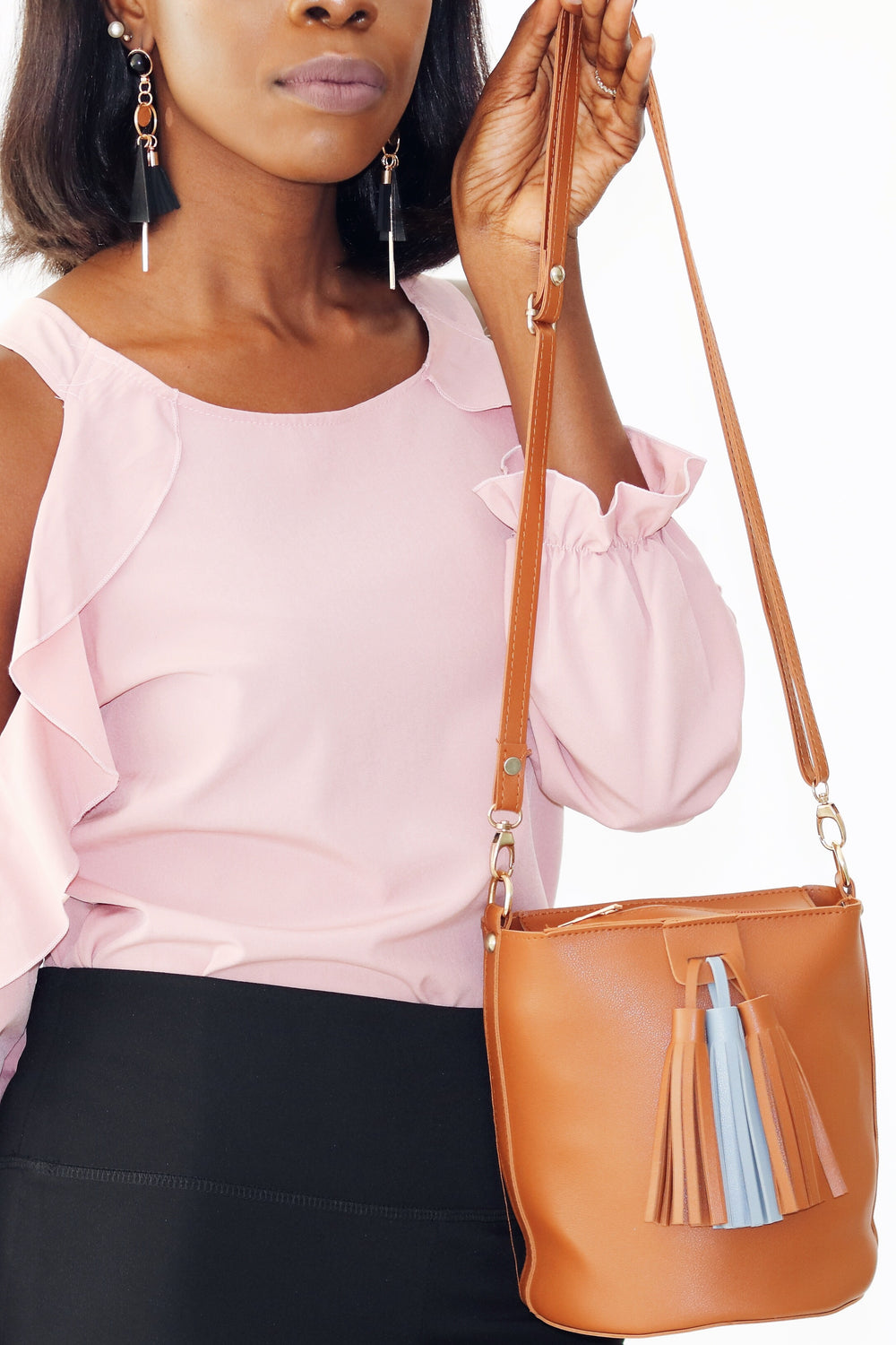 The Fiona Bucket Bag