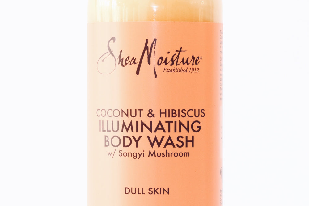 Coconut & Hibiscus Illuminating Body Wash