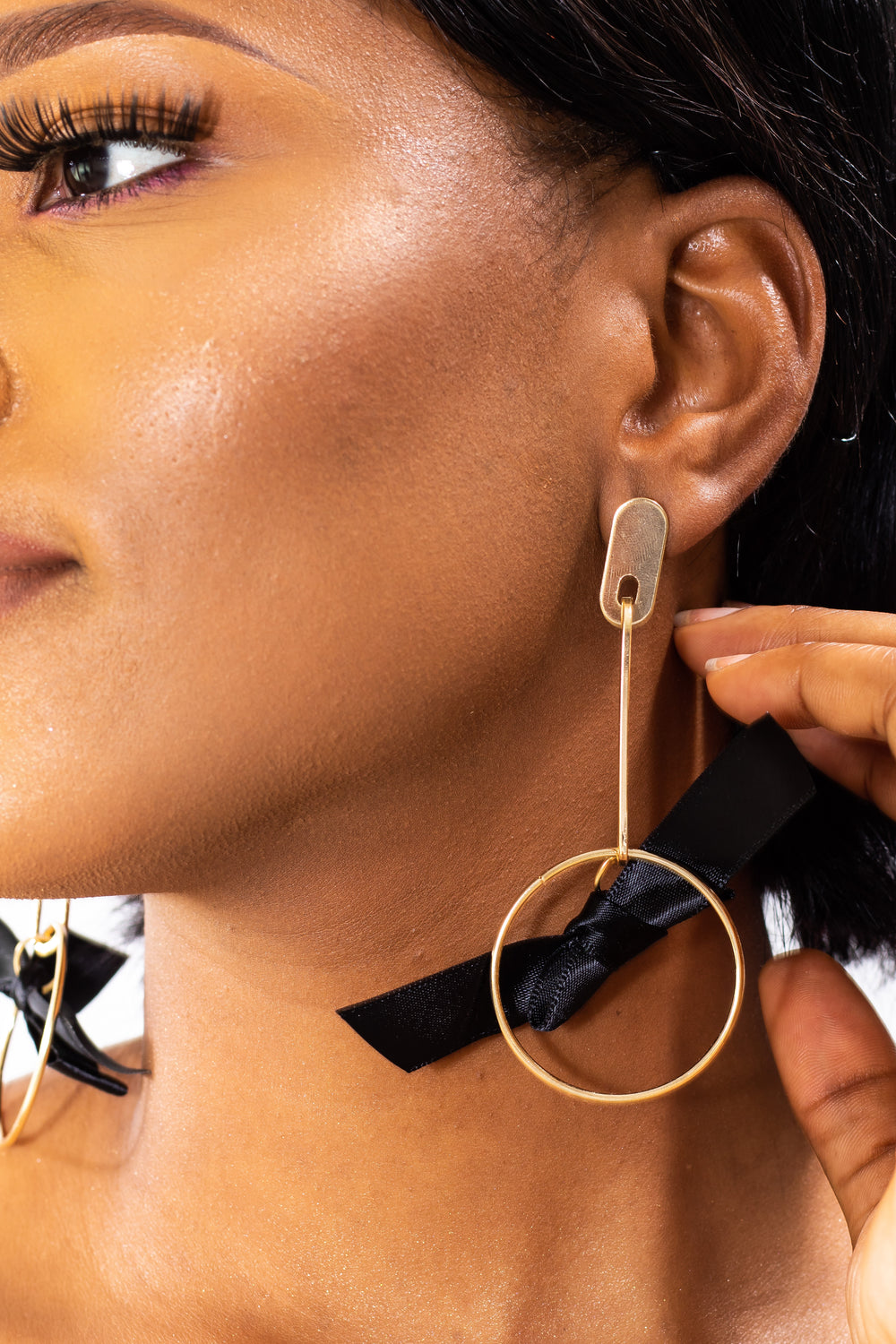 The Fiona Earrings (Gold)