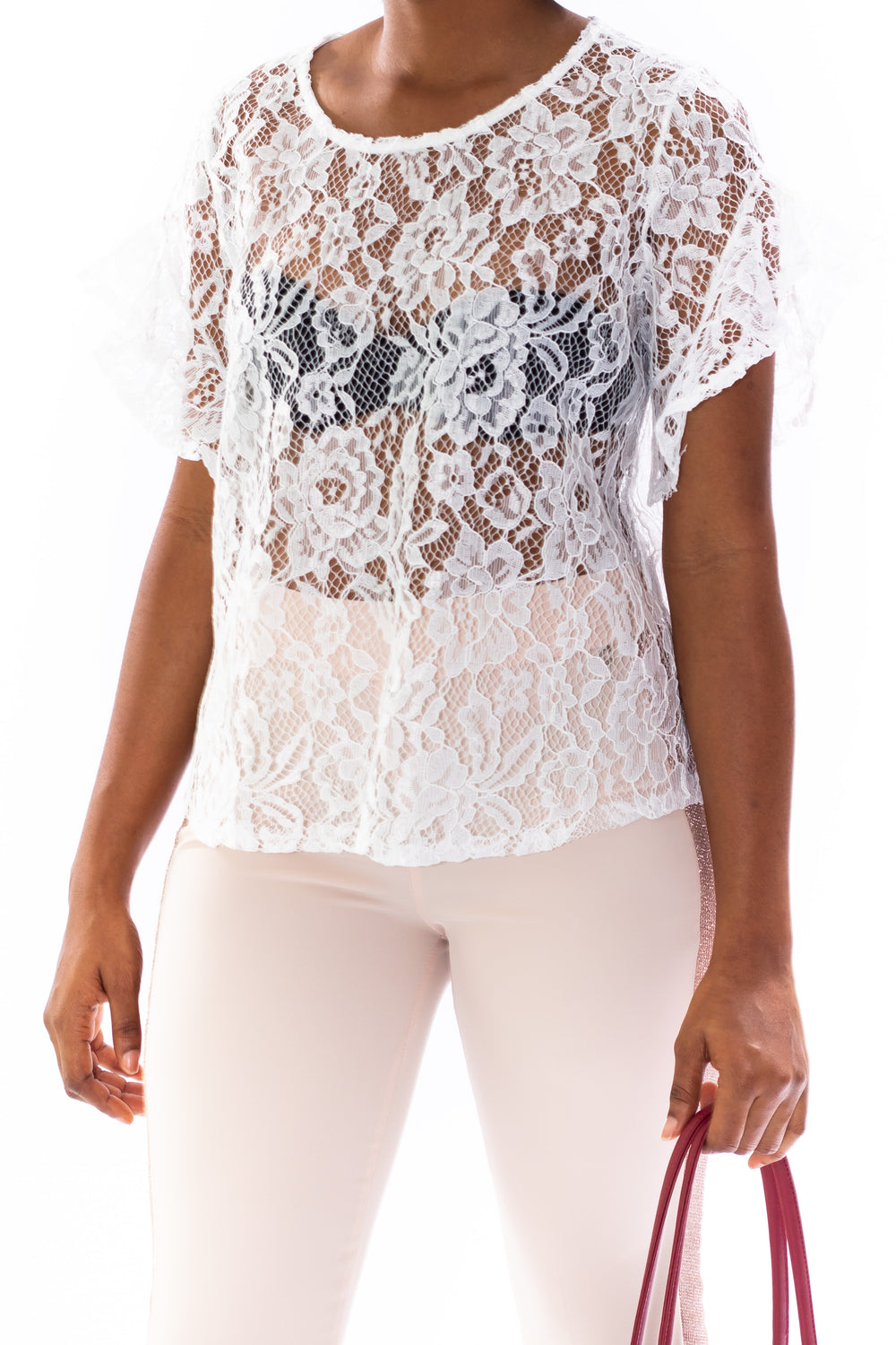 The Diana Top (White)